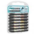 Letraset Aque Marker Set 12'S (Set 1)