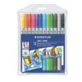 施德樓雙頭水彩筆 12色 #320NWP12