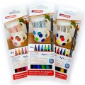 Edding 耐熱玻璃及陶瓷繪畫筆 6色 #E-4200