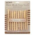 蒙瑪特迷你陶泥工具10支套裝 #MMSP0003