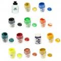 貝碧歐高濃度塑膠彩顏料 500ml